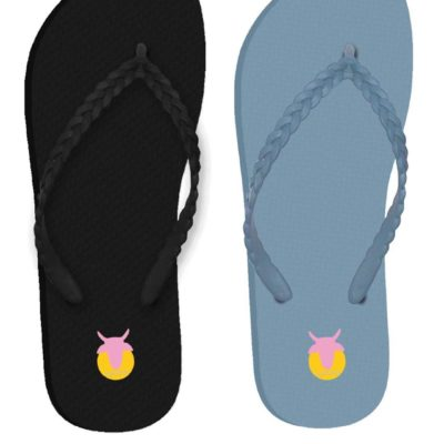 Flip flop trenzado Sunless Mediterráneo
